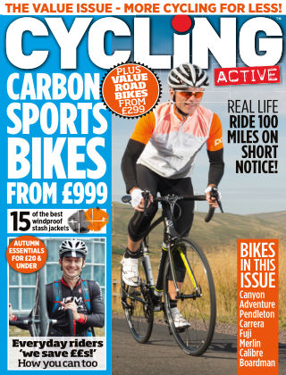 Cycling Active November 2014