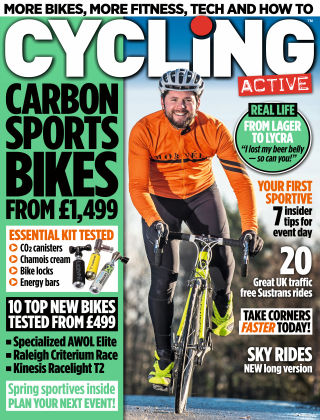 Cycling Active April 2015