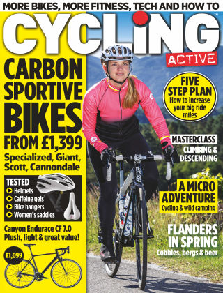 Cycling Active May 2015