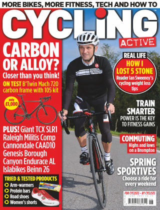 Cycling Active June 2015