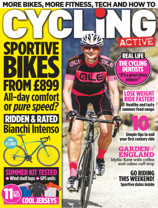 Cycling Active July 2015