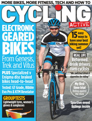 Cycling Active Summer 2015
