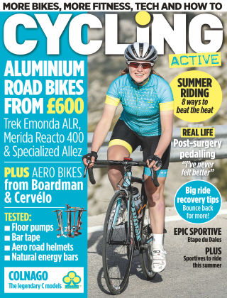 Cycling Active August 2015