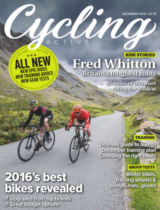 Cycling Active December 2015