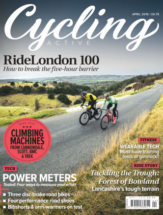 Cycling Active April 2016