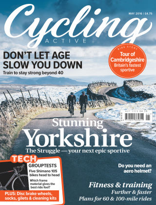 Cycling Active May 2016