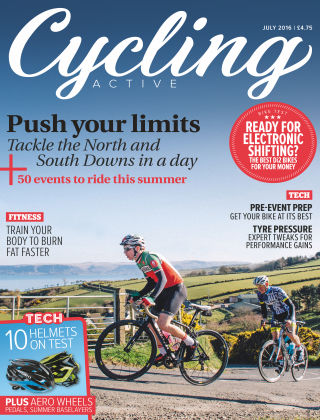 Cycling Active July 2016