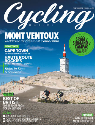 Cycling Active September 2016