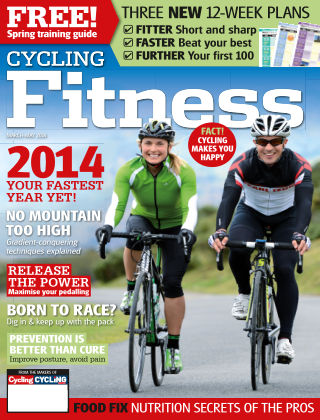 Cycling Fitness Spring 2014