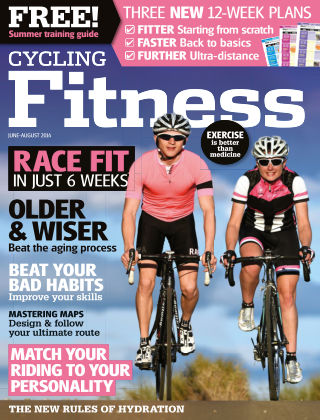 Cycling Fitness June/August 2014
