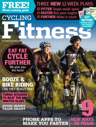 Cycling Fitness Winter 2014