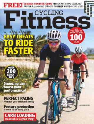 Cycling Fitness Summer 2015