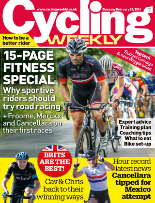 Cycling Weekly 27th February 2014