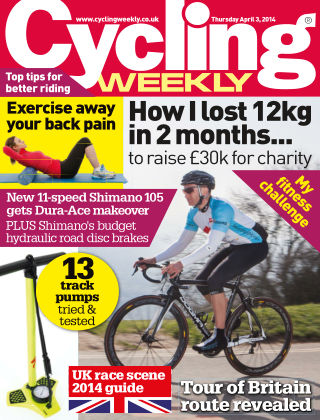 Cycling Weekly 3rd April 2014