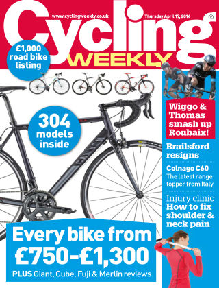Cycling Weekly 17th April 2014