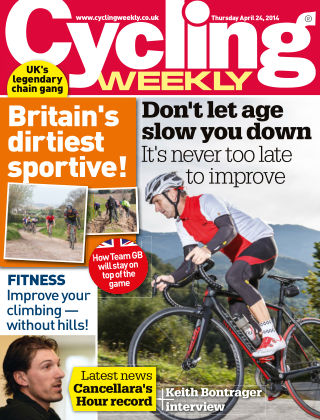 Cycling Weekly 24th April 2014