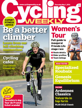 Cycling Weekly 1st May 2014