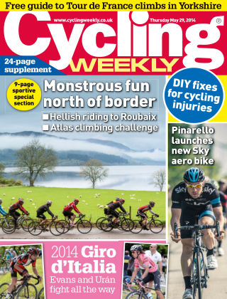 Cycling Weekly 29th May 2014
