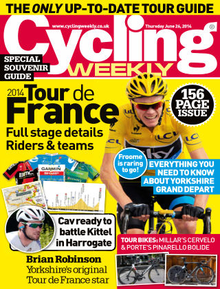 Cycling Weekly 26th June 2014