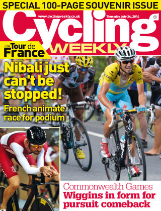 Cycling Weekly 24th July 2014