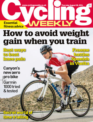 Cycling Weekly 28th August 2014