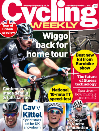 Cycling Weekly 4th September 2014