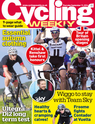 Cycling Weekly 11th September 2014