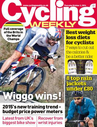 Cycling Weekly 2nd October 2014