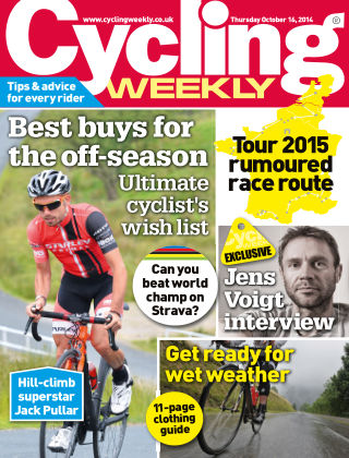 Cycling Weekly 16th October 2014