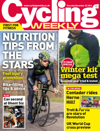 Cycling Weekly 27th November 2014