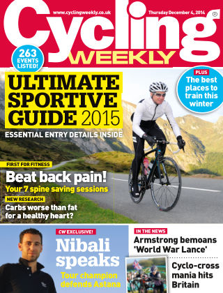 Cycling Weekly 4th December 2014
