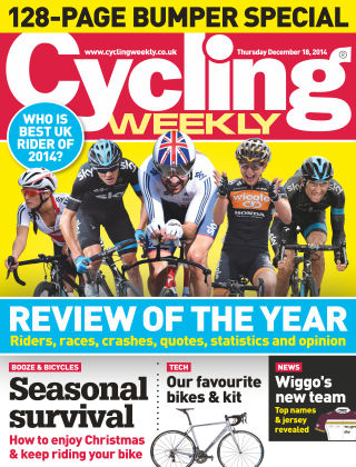 Cycling Weekly 18th December 2014