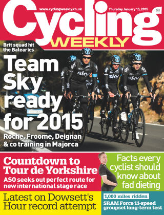 Cycling Weekly 15th January 2015