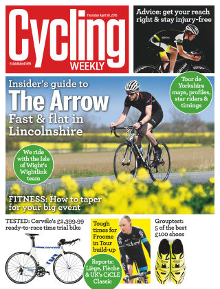 Cycling Weekly 30th April 2015
