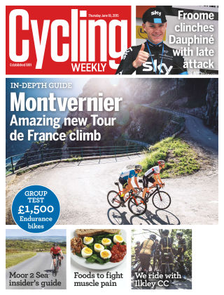 Cycling Weekly 18th June 2015