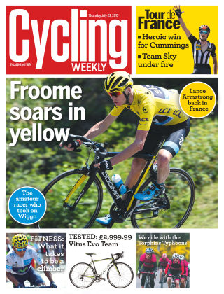 Cycling Weekly 23rd July 2015