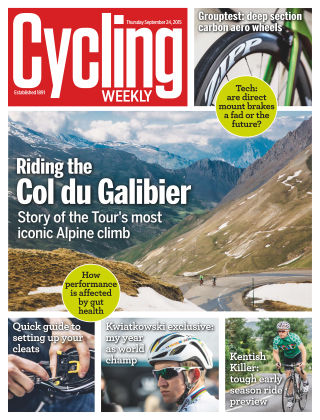 Cycling Weekly 24th September 2015