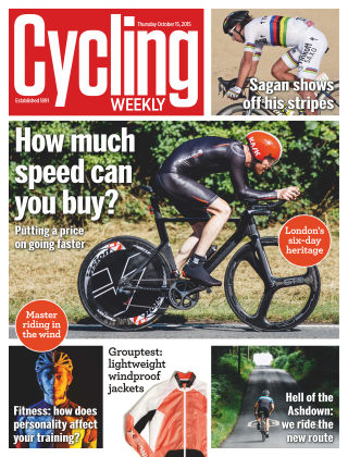 Cycling Weekly 15th October 2015
