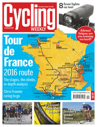 Cycling Weekly 29th October 2015