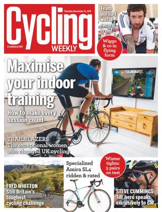 Cycling Weekly 12th November 2015