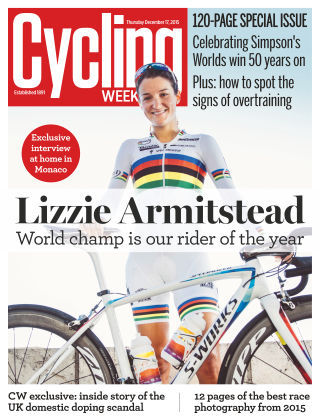 Cycling Weekly 17th December 2015