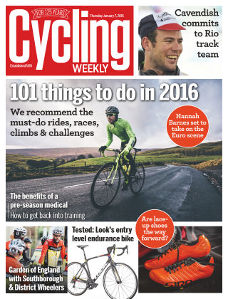 Cycling Weekly 7th January 2016