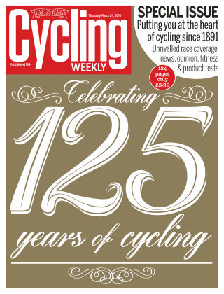 Cycling Weekly 17th March 2016