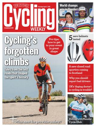 Cycling Weekly 7th April 2016