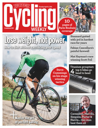 Cycling Weekly 14th April 2016