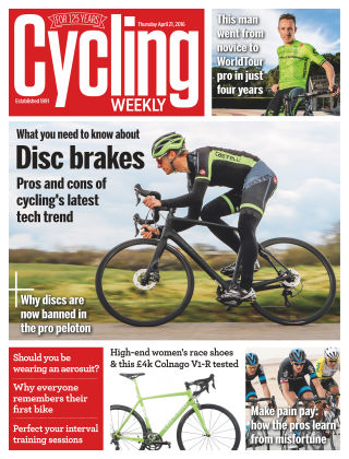 Cycling Weekly 21st April 2016
