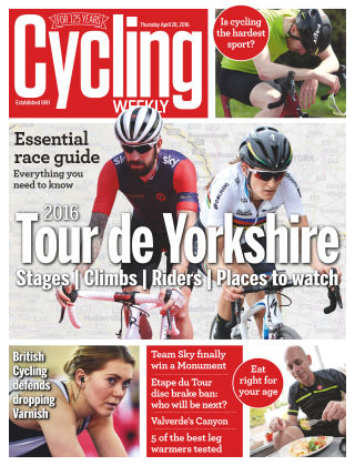 Cycling Weekly 28th April 2016