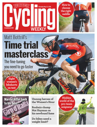 Cycling Weekly 12th May 2016