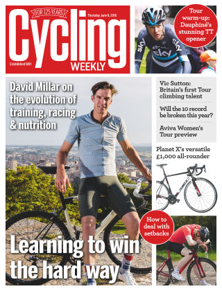 Cycling Weekly 9th June 2016