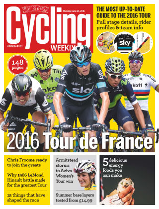 Cycling Weekly 23rd June 2016